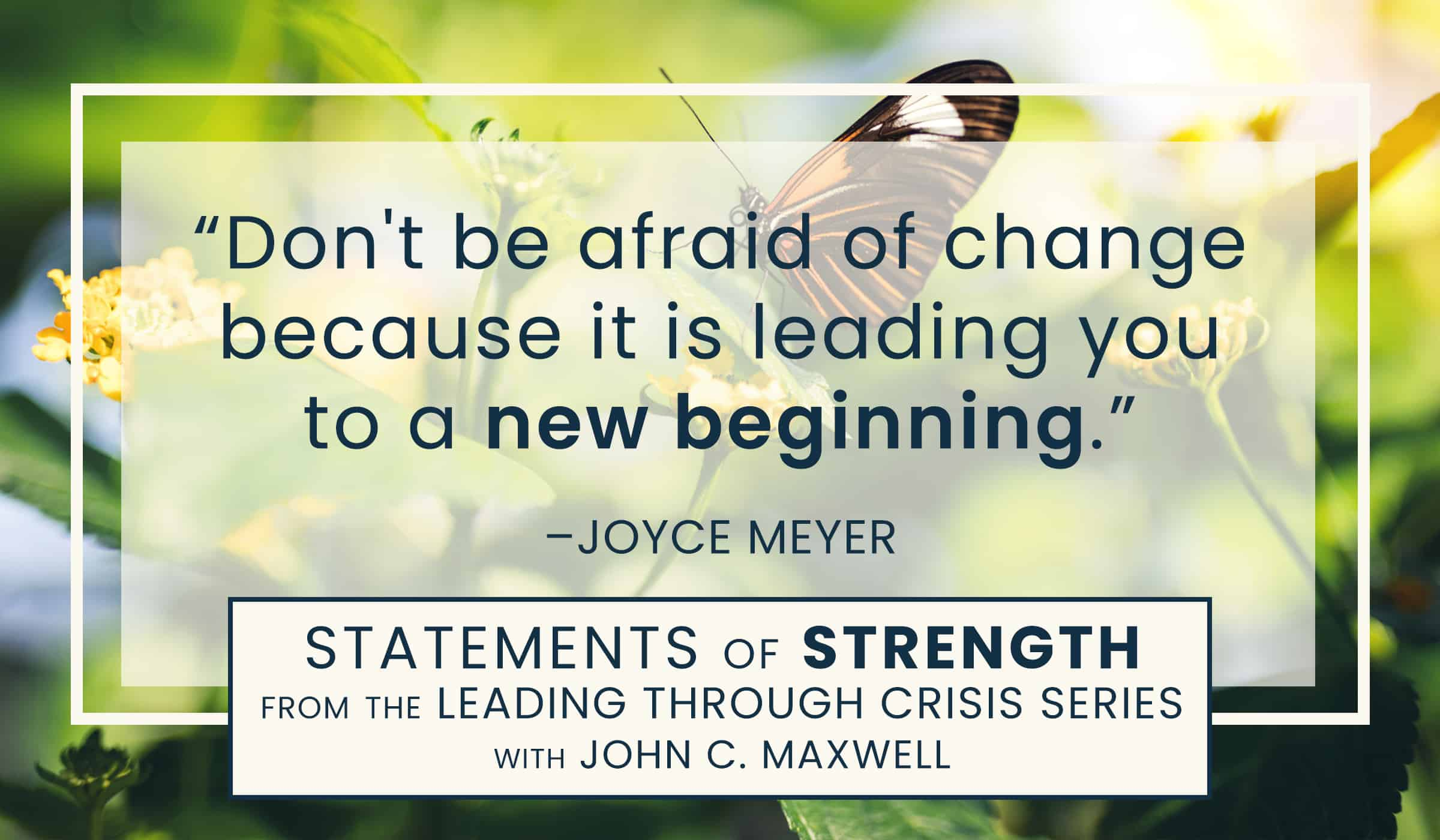 image of quote picture with quotation by joyce meyer